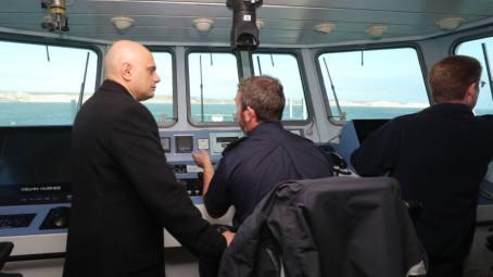 sajid-javid-calls-in-royal-navy-over-migrants-in-channel