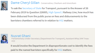 HS2 Barristers