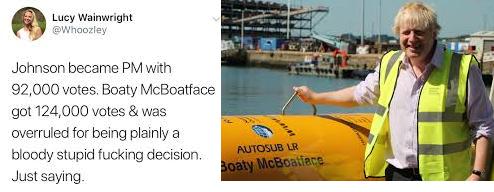 mcboatface